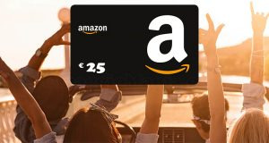vinci buoni Amazon con Auto Europe Italia