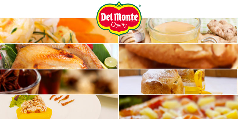 vinci libro di ricette Del Monte 12-05-2017