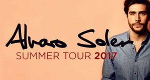 Alvaro Soler Summer Tour 2017