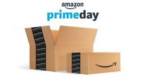 Amazon Prime Day 2017 pacchi