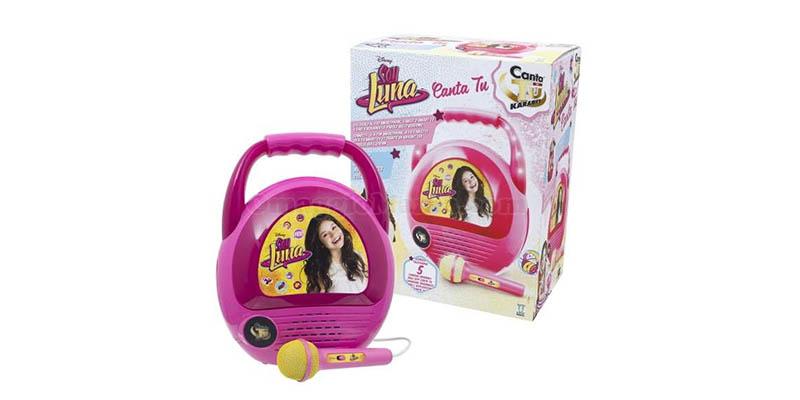 Canta Tu Disney Soy Luna Karaoke