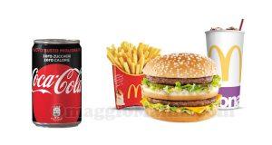 Coca-Cola al McDrive