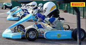 Con Pirelli vinci Karting Campus F.Alonso