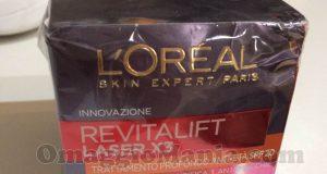 L'Oréal Revitalift Laser X3 SPF20 di Tataa71 con Provato da Voi