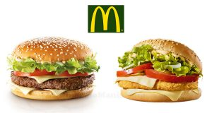 McDonald's Big Tasty e Big Tasty Chicken