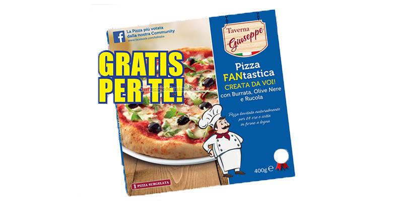 Pizza FANtastica 2017 coupon omaggio