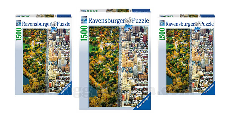 Ravensburger Puzzle New York
