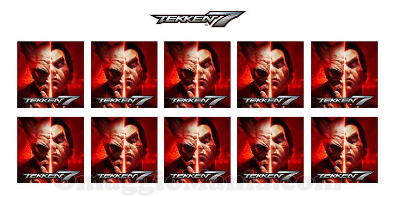 Tekken 7 Memory Contest