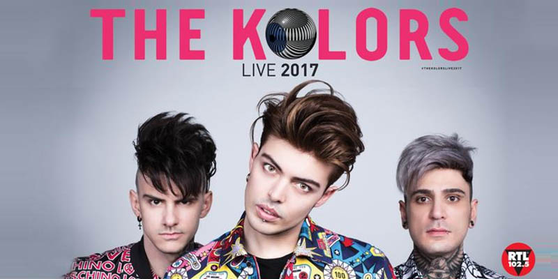 The Kolors Live 2017