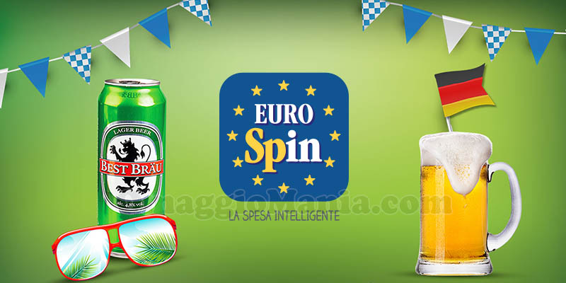 Vinci l'Oktoberfest con Best Bräu EuroSpin