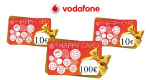 Vodafone vinci Happy Card IBS