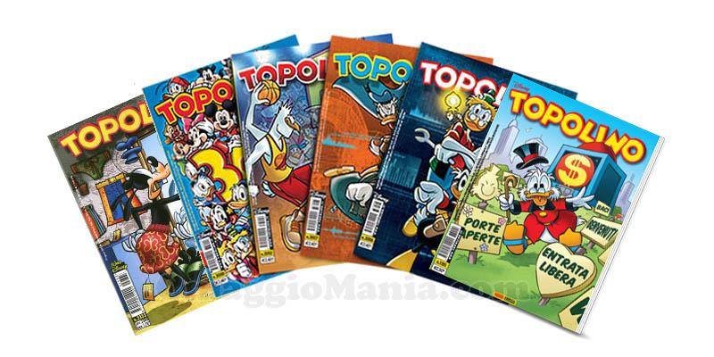 abbonamento Topolino fumetti