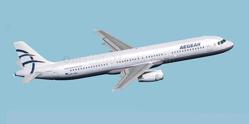aereo Aegean Airlines