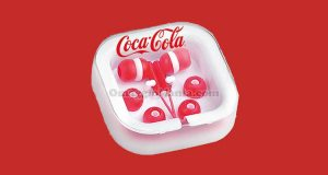 auricolari Coca Cola