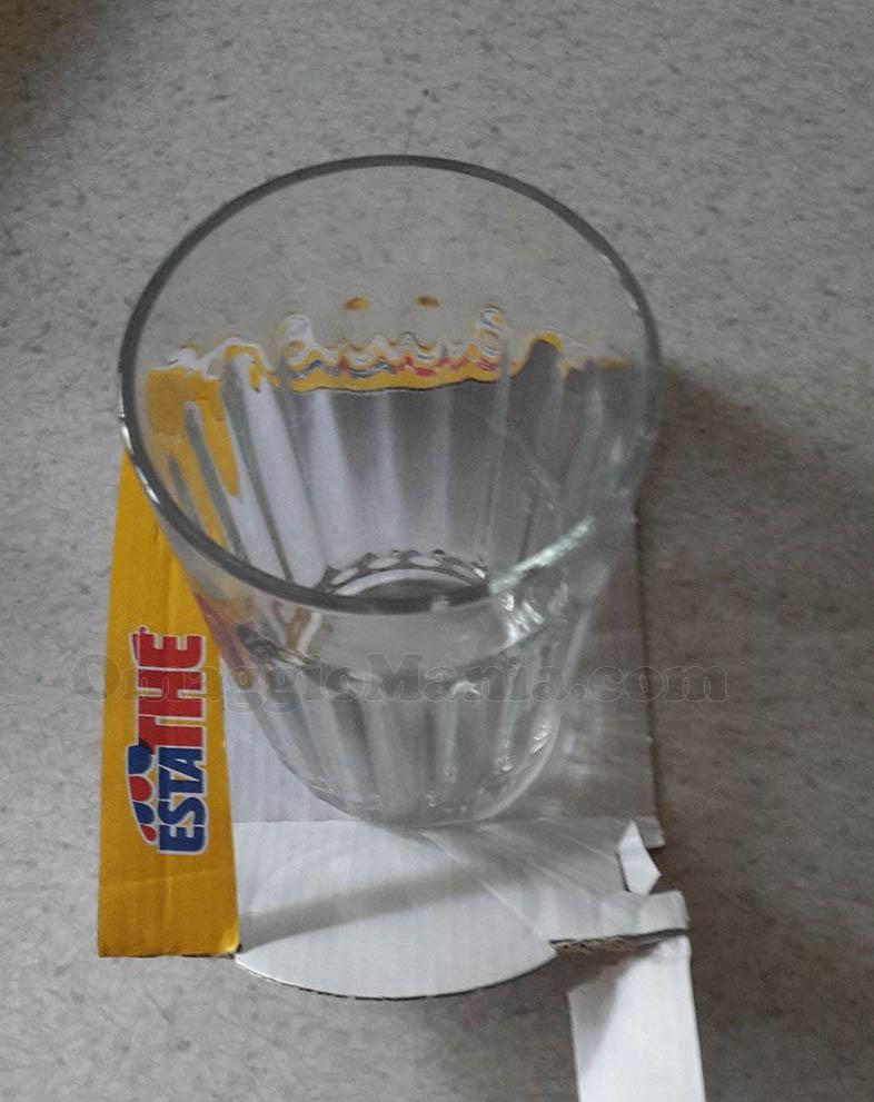 bicchiere Estathé di Silvia Andrea