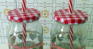 bicchieri Country Love di Sara con Dixan