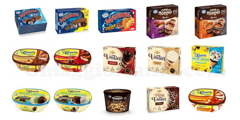 buoni sconto gelati Nestlé Motta giugno 2017