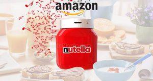 cassa bluetooth Nutella Amazon
