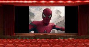 cinema Spider Man Homecoming