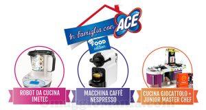 concorso In famiglia con ACE Food edition