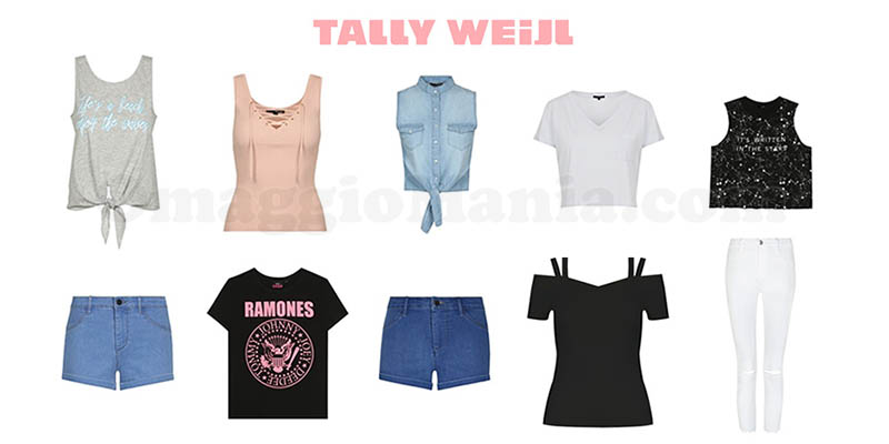 concorso Say Tally Weijl