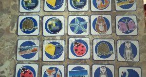 gioco Memory Blu omaggio con tonno Mareblu