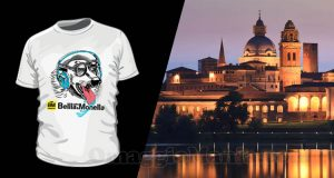 indovina città vinci t-shirt Radio Bellla & Monella 01-06-2017