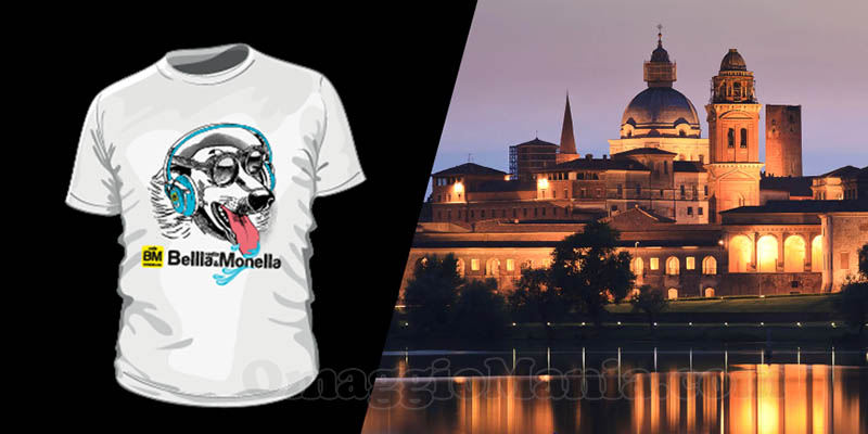 indovina città vinci t-shirt Radio Bellla & Monella 01-06-2017