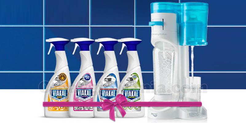 kit Viakal e depuratore acqua Desideri Magazine