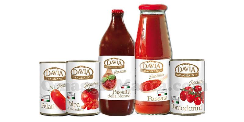 kit di prodotti Davia