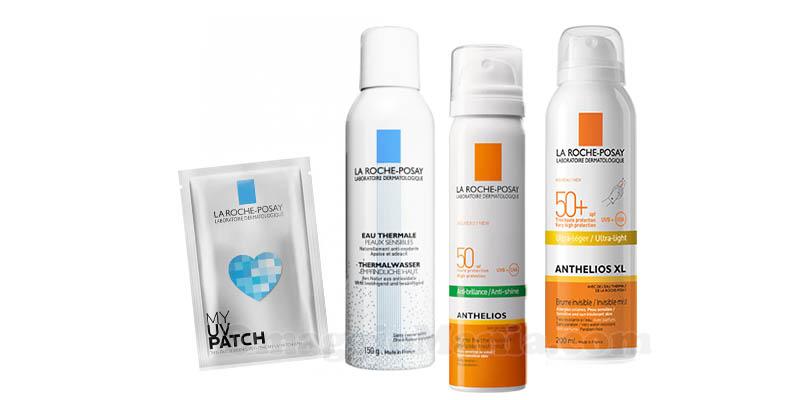 kit prodotti La Roche-Posay Anthelios