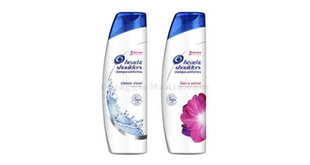 kit shampoo Head&Shoulders