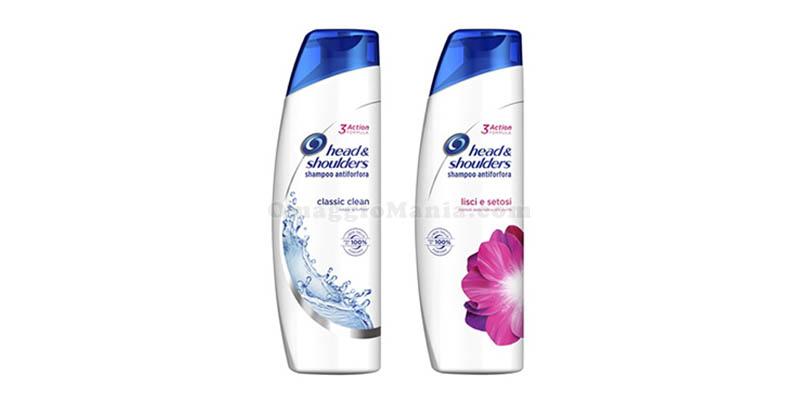 kit shampoo Head&Shoulders