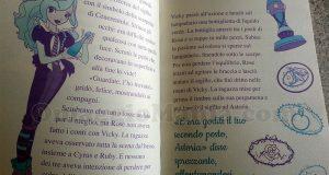 libro Regal Academy 2 di Sabry77 con Kellogg's