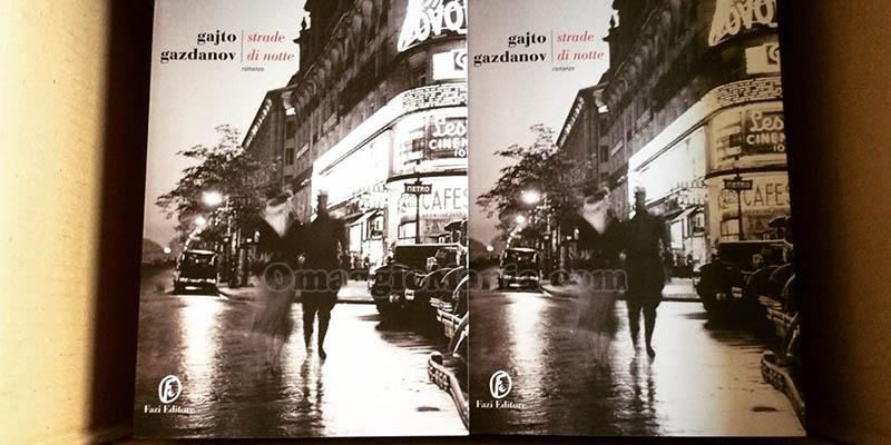 libro Strade di notte di Gajto Gazdanov