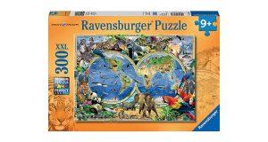 puzzle Ravensburger XXL World of Wildlife