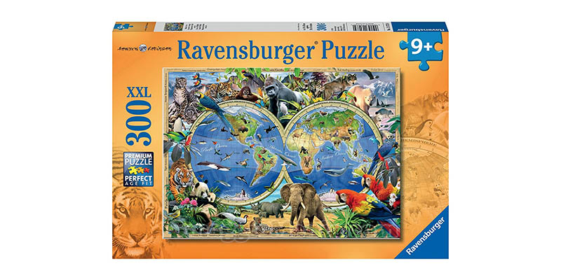 puzzle Ravensburger XXL World of Wildlife