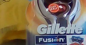 rasoio Gillette Fusion ProGlide di Marianna con Desideri Magazine