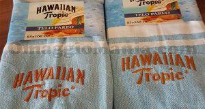 telo pareo Hawaiian Tropic di Valentina