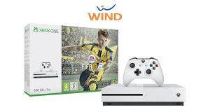 vinci Xbox One S con Wind