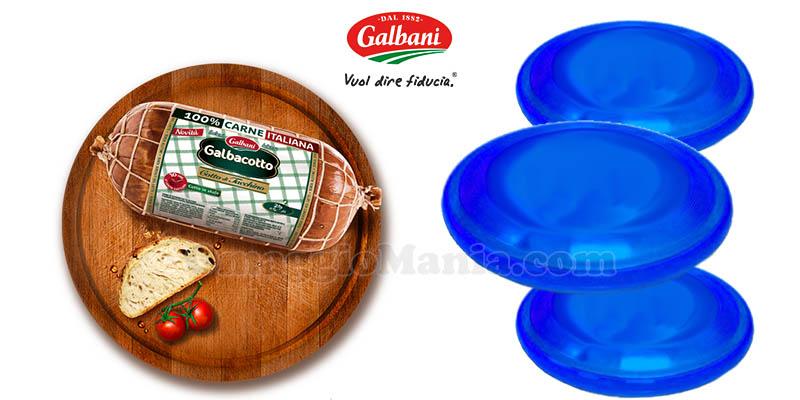 vinci frisbee con Galbacotto Galbani