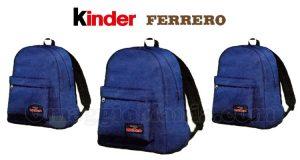 vinci zaini Seven con Kinder e Ferrero
