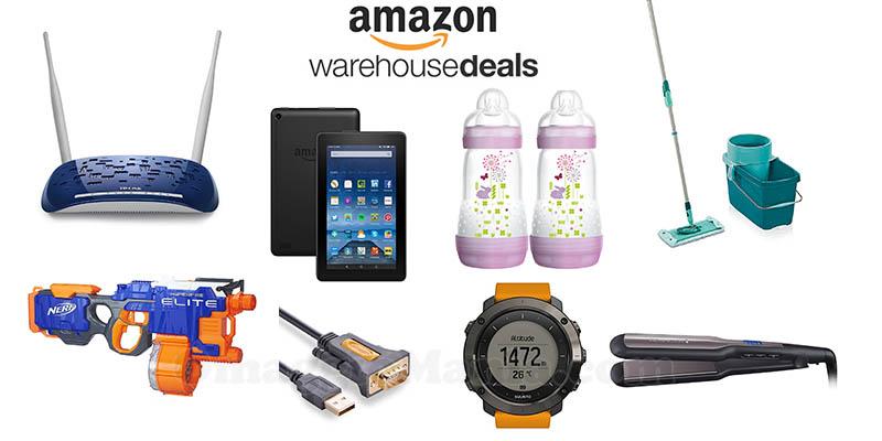 Amazon Warehouse Deals Prime Day 2017
