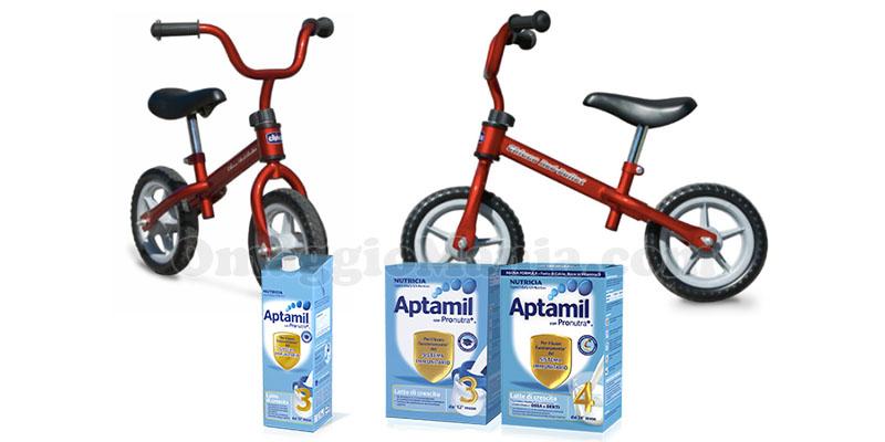 Aptamil Tutti in Bici