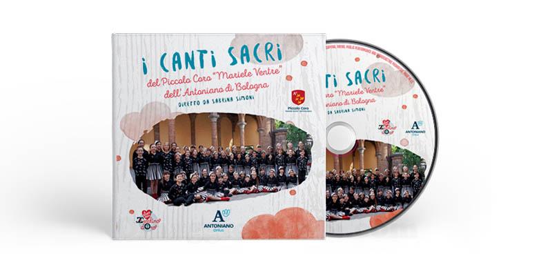 CD Canti Sacri Piccolo Coro Antoniano di Bologna