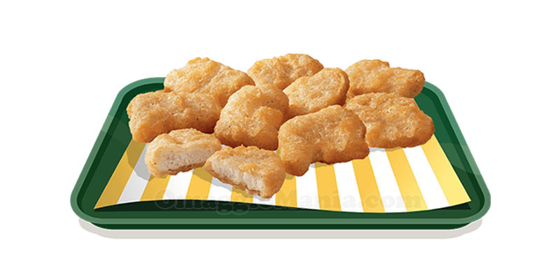 Chicken McNuggets McDonald's