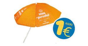 Eurospin ombrellone a 1 euro