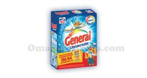 General Universale detersivo polvere carnet buoni sconto