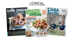 L'Oréal Paris ti regala 3 mesi di letture straordinarie