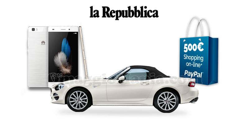 La Repubblica L'informazione premia sempre